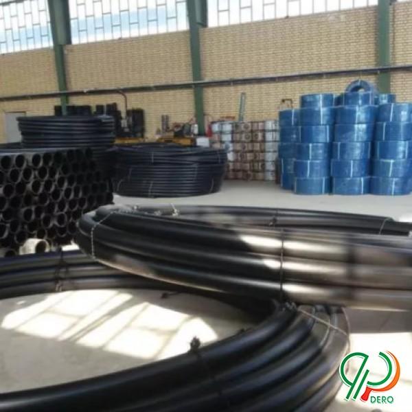 لوله پلی اتیلن - نوار تیپ - اتصالات