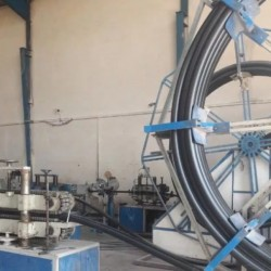 تولید و پخش لوله پلی اتیلن