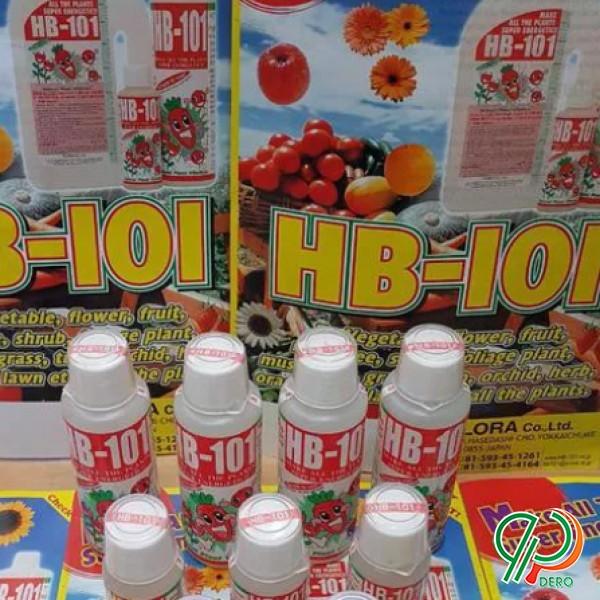 هورمون رشد گیاه HB-101 ساخت کشور ژاپن