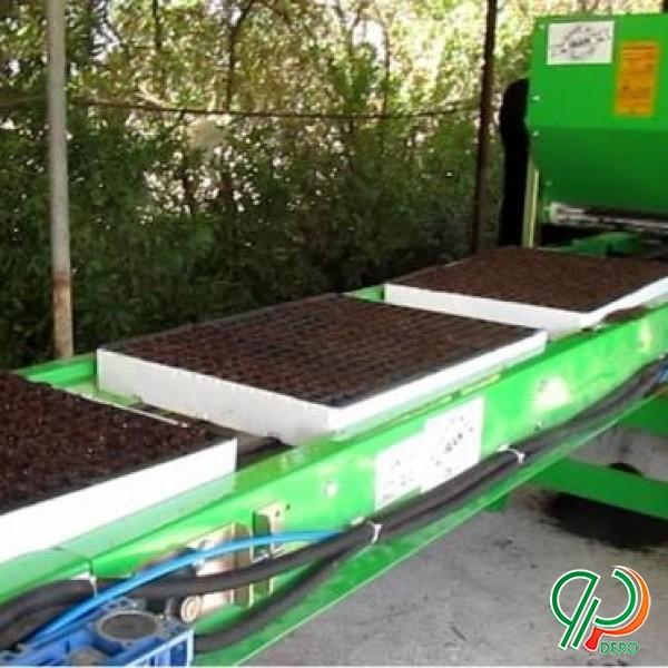 ماشین بذرکار سینی نشا-(بذر صیفی و سبزی، گل)
