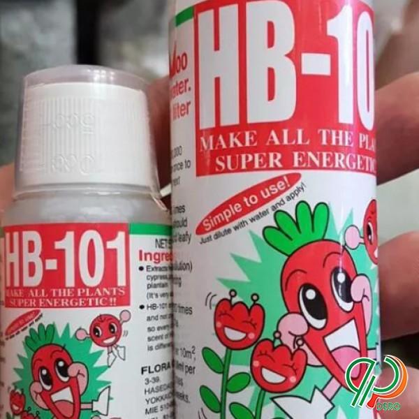 قطره محرک رشد ارگانیک اچ بی ۱۰۱ اصل ژاپن
