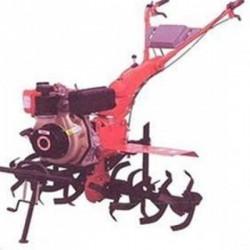 تیلر کولتیواتور کاما شخمزن استارتی با موتور دیزل