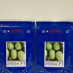 بذر هندوانه هیبرید زیدا (تیپ چارلستون گری)