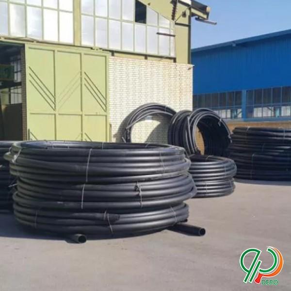 تولید لوله های پلی اتیلن نوار آبیاری و اتصالات