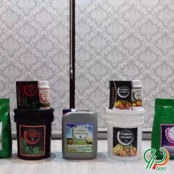 فروش انواع کود و سم و بذر