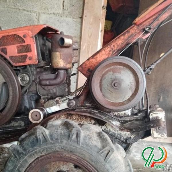 موتور کشاورزی، تیلر